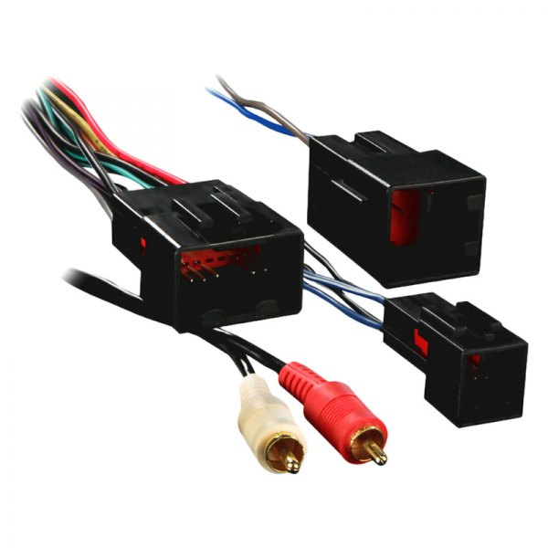 Ford Mustang Stereo Wiring
