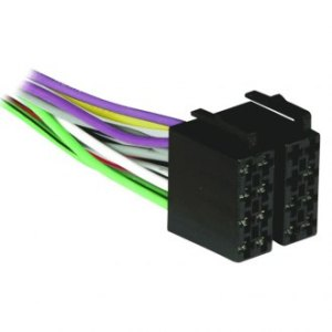 Freightliner OE Wiring Harnesses & Stereo Adapters at