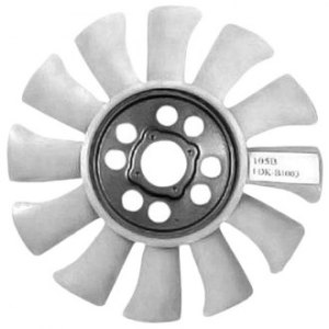 1999 Ford Ranger Replacement Radiator Fans — CARiD