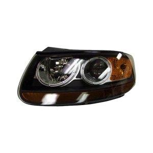 Sherman®  Hyundai Santa Fe 20072008 Replacement Headlight
