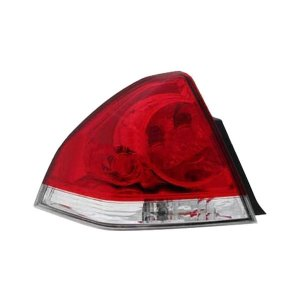 Sherman®  Chevy Impala 2010 Replacement Tail Light