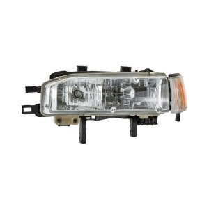 TYC®  Honda Accord 19921993 Replacement Headlight
