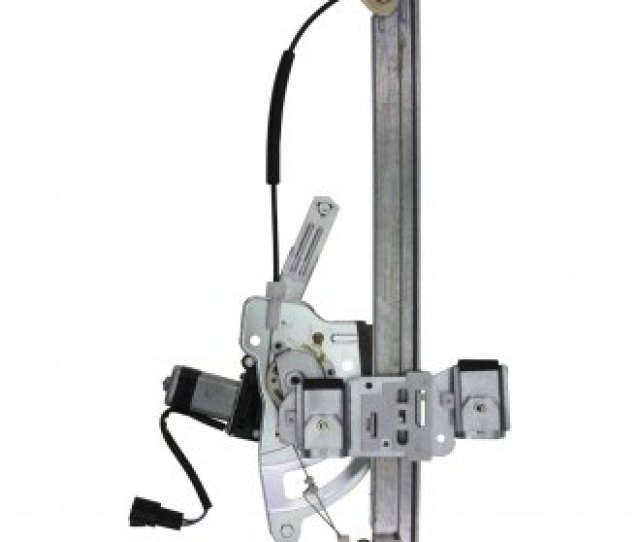 Vdo Power Window Regulator And Motor Assembly