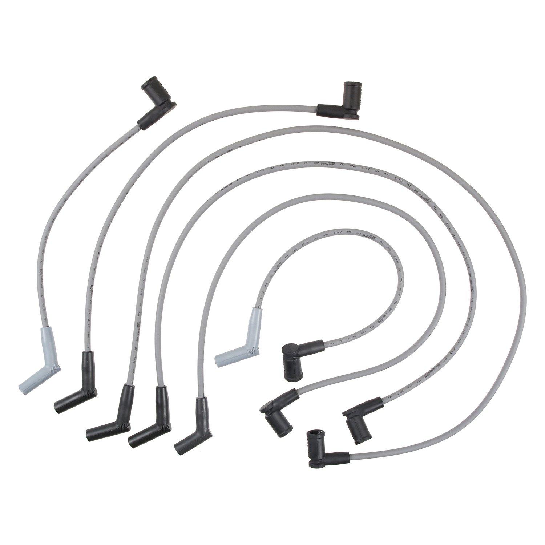 For Ford Ranger Accel Prestolite Proconnect Spark Plug Wire Set