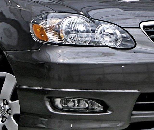 1998 Toyota Corolla Accessories Parts