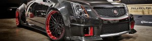2009 Cadillac CTS Accessories & Parts at CARiD