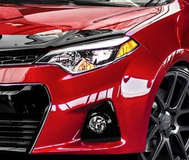 2014 Toyota Corolla Accessories Parts