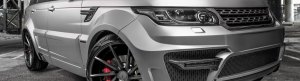 Land Rover Range Rover Sport Accessories & Parts  CARiD