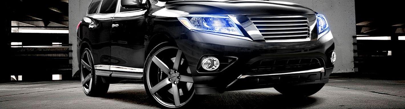 2010 Black Black Maxima Nissan Grille Billet