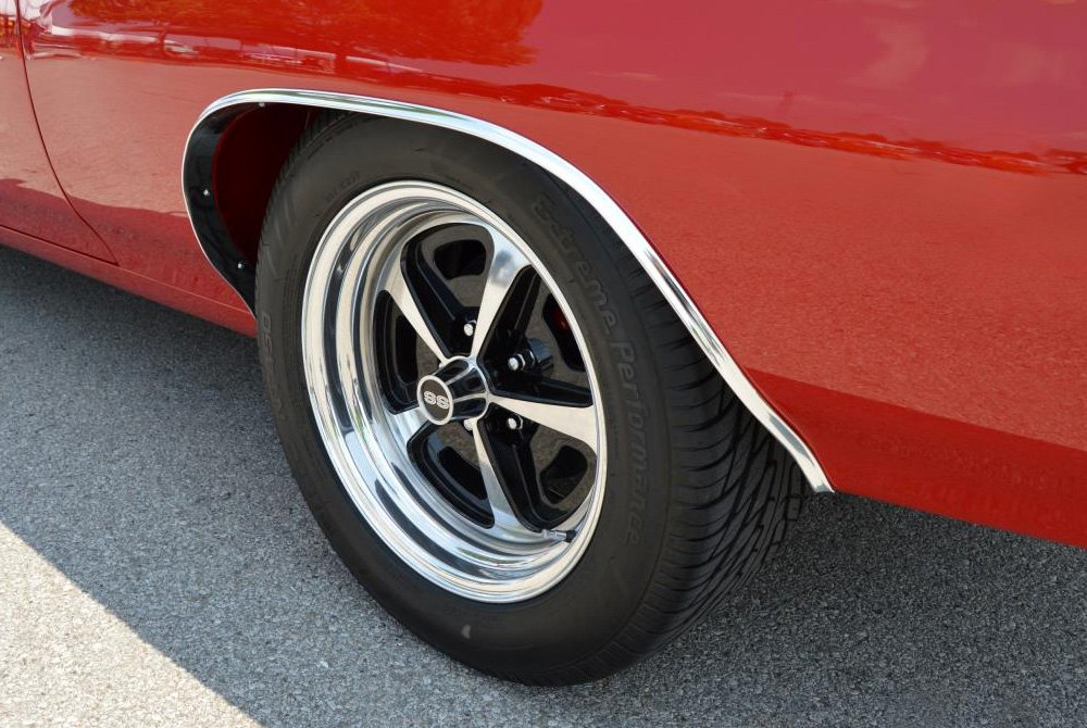 Wheels Black Challenger Chrome Dodge