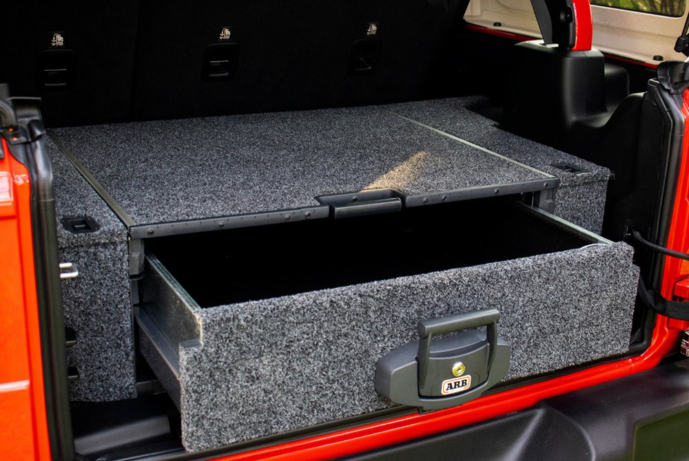 Arb 174 Rdrf790 Cargo Drawer With Roller Floor