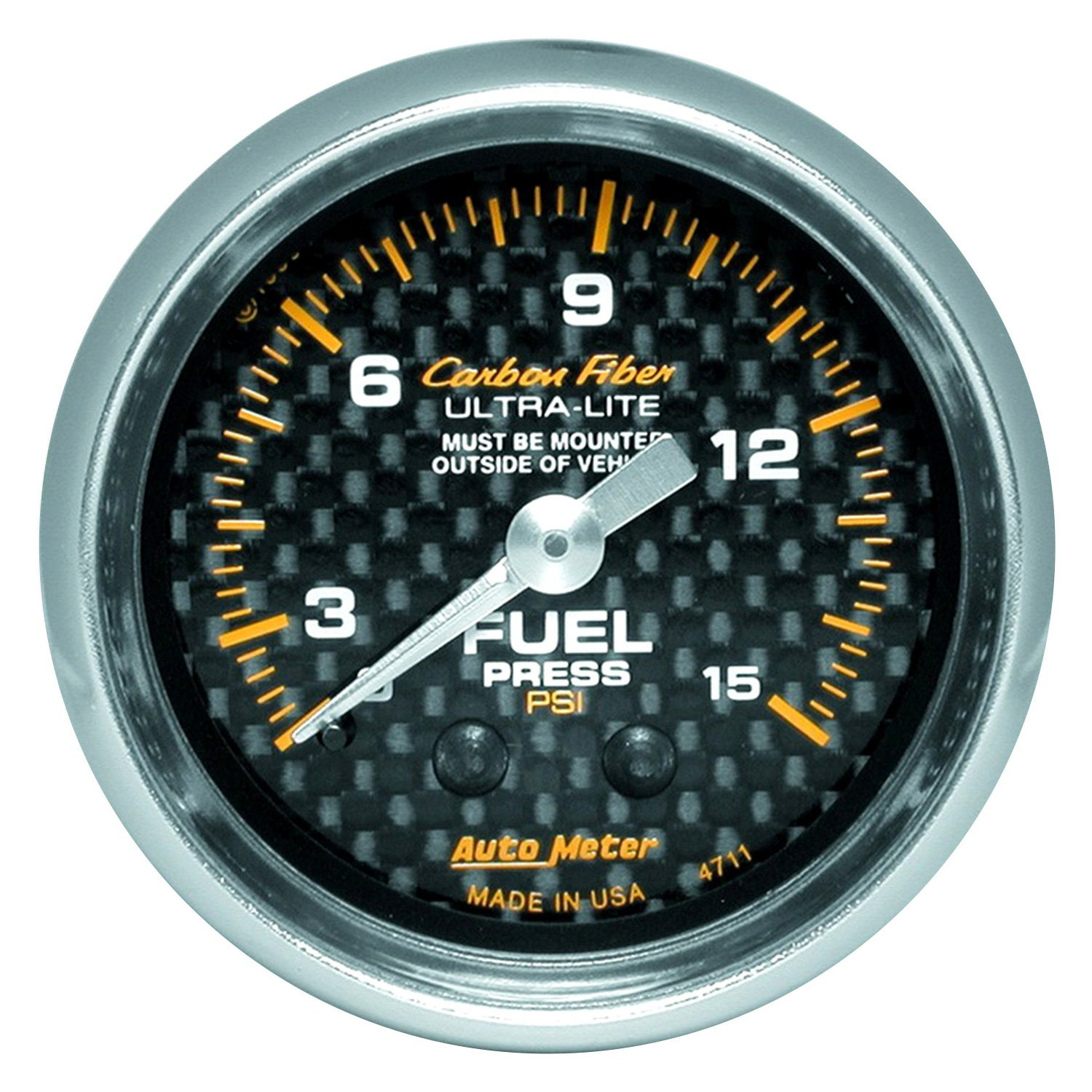 Auto Meter Fuel Gauge Automotive