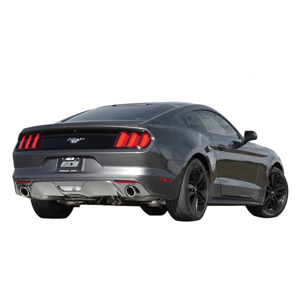 the best sounding borla touring exhaust system for mustang 2015 the mustang source ford mustang forums