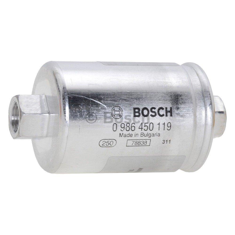 2002 Suburban Fuel Filter Replacement