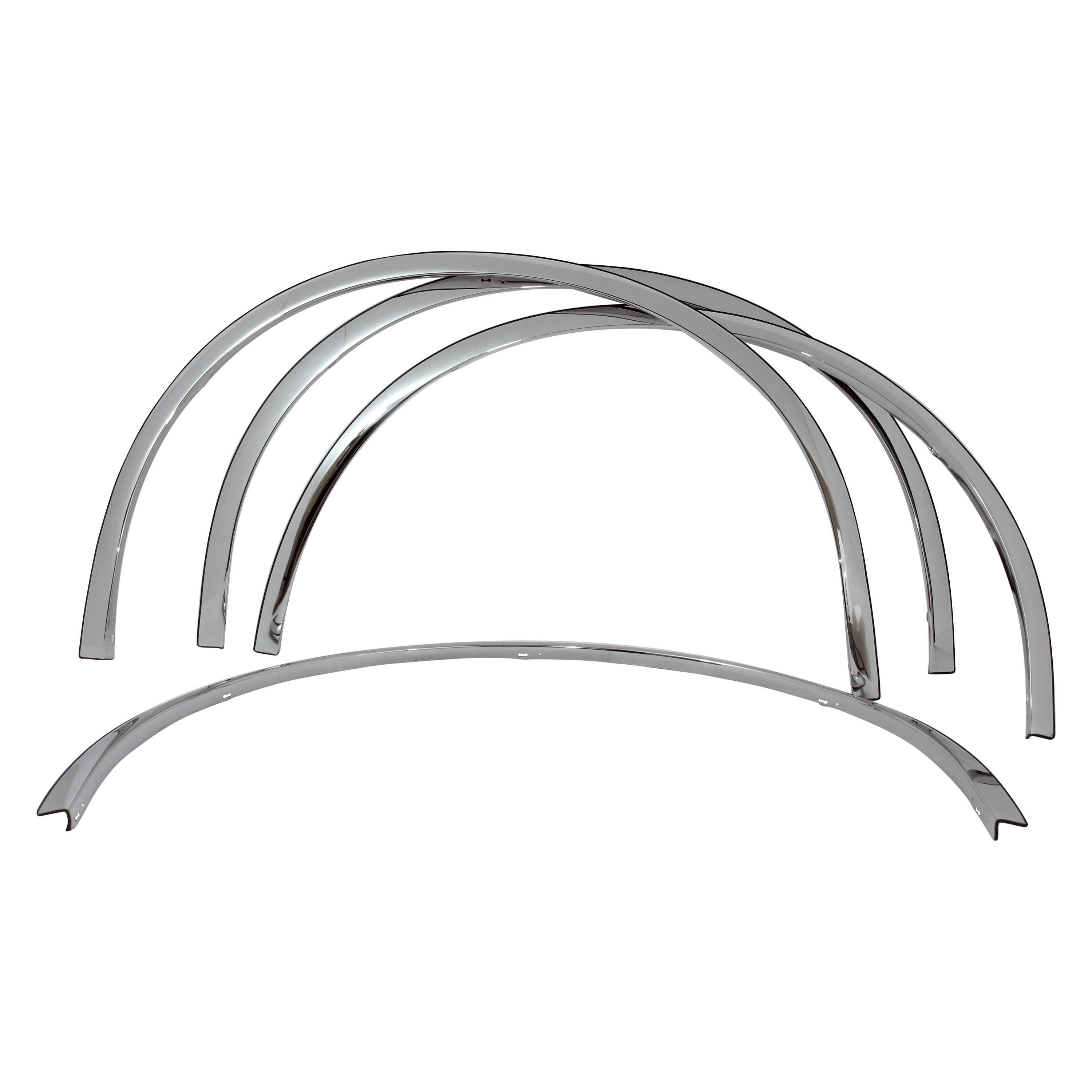 For Cadillac Dts Carrichs Ftca101 Chrome Front