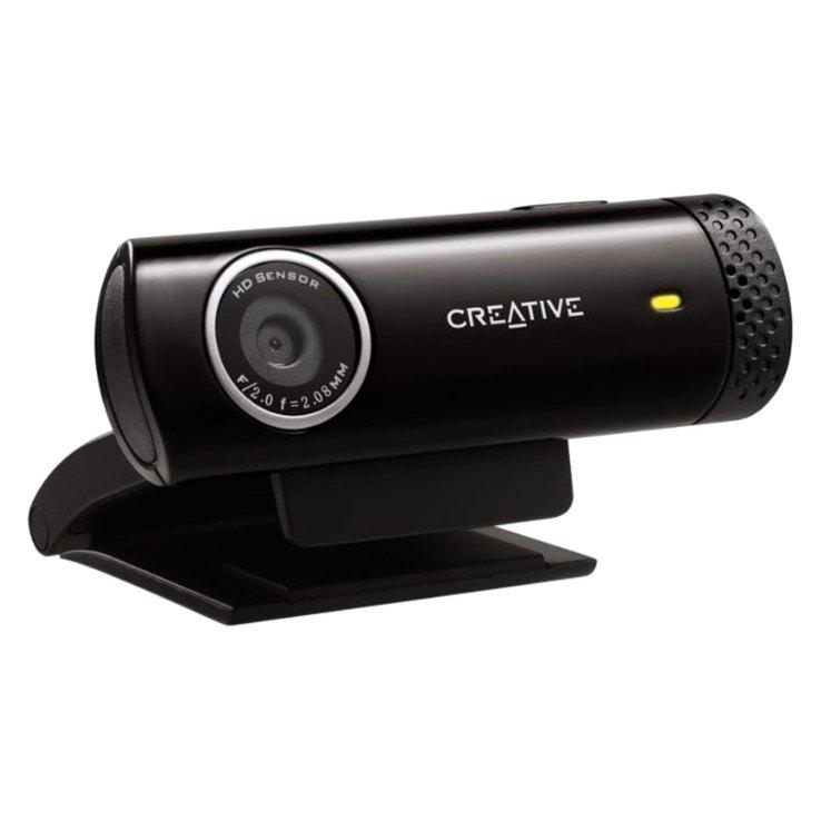 test av webkameraer 2018,( best i test ) creative cam
