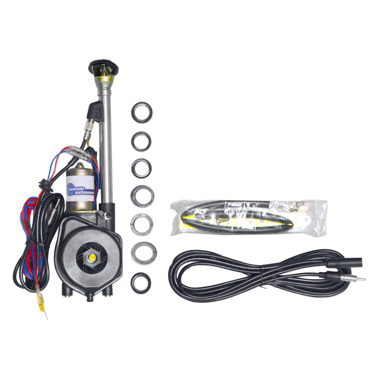 Custom Autosound Antuv F