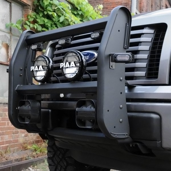 Dee Zee Ford F 150 2016 Black Push Bar