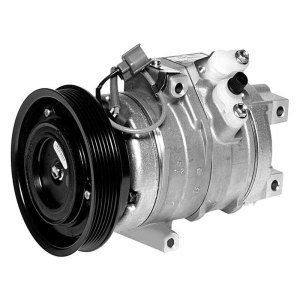 Denso®  Honda Accord 2001 AC Compressor with Clutch