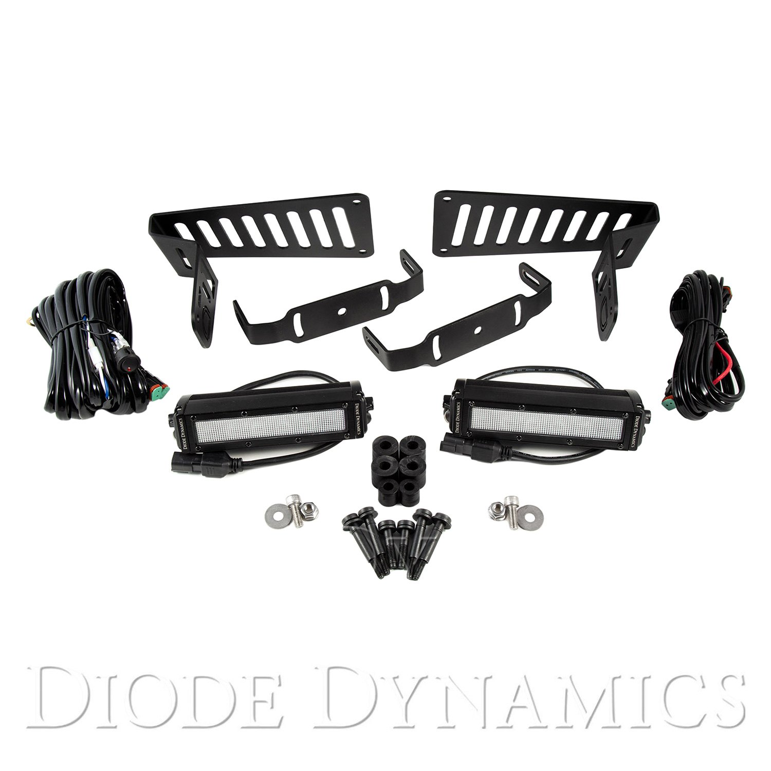For Jeep Gladiator 20 Diode Dynamics Stage Series Cowl