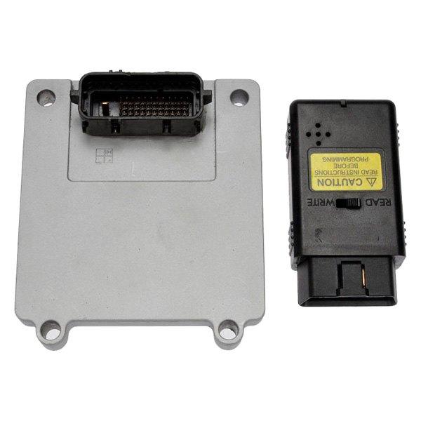 Transmission Control Module Module Internal