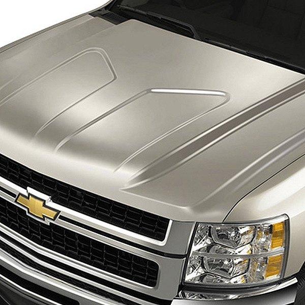 01 Chevrolet Silverado Custom Hoods
