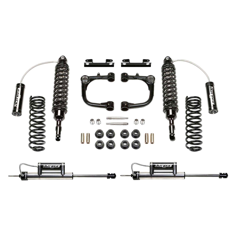 For Toyota 4runner 10 18 Suspension Lift Kit 3 Dirt Logic Ss 2 5 Coilover Front