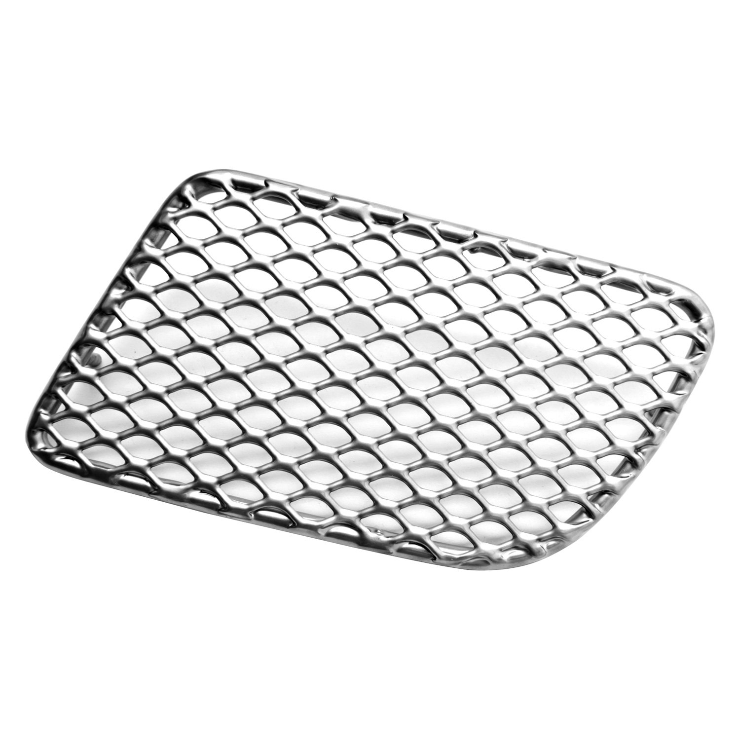 For Honda S Grillcraft 3 Pc Mx Series Silver