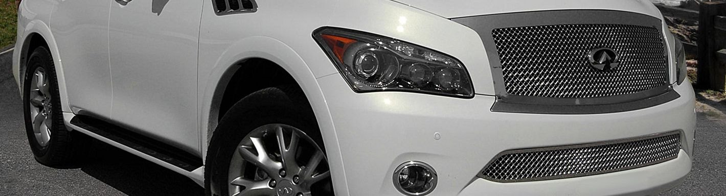 2006 Infiniti Qx56 Customized