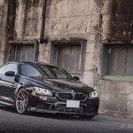 Black Bmw 6 Series Put On Gunmetal Avant Garde Rims Carid Com Gallery