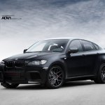 Matte Black Bmw X6 With Black Taillights And Custom Wheels Carid Com Gallery