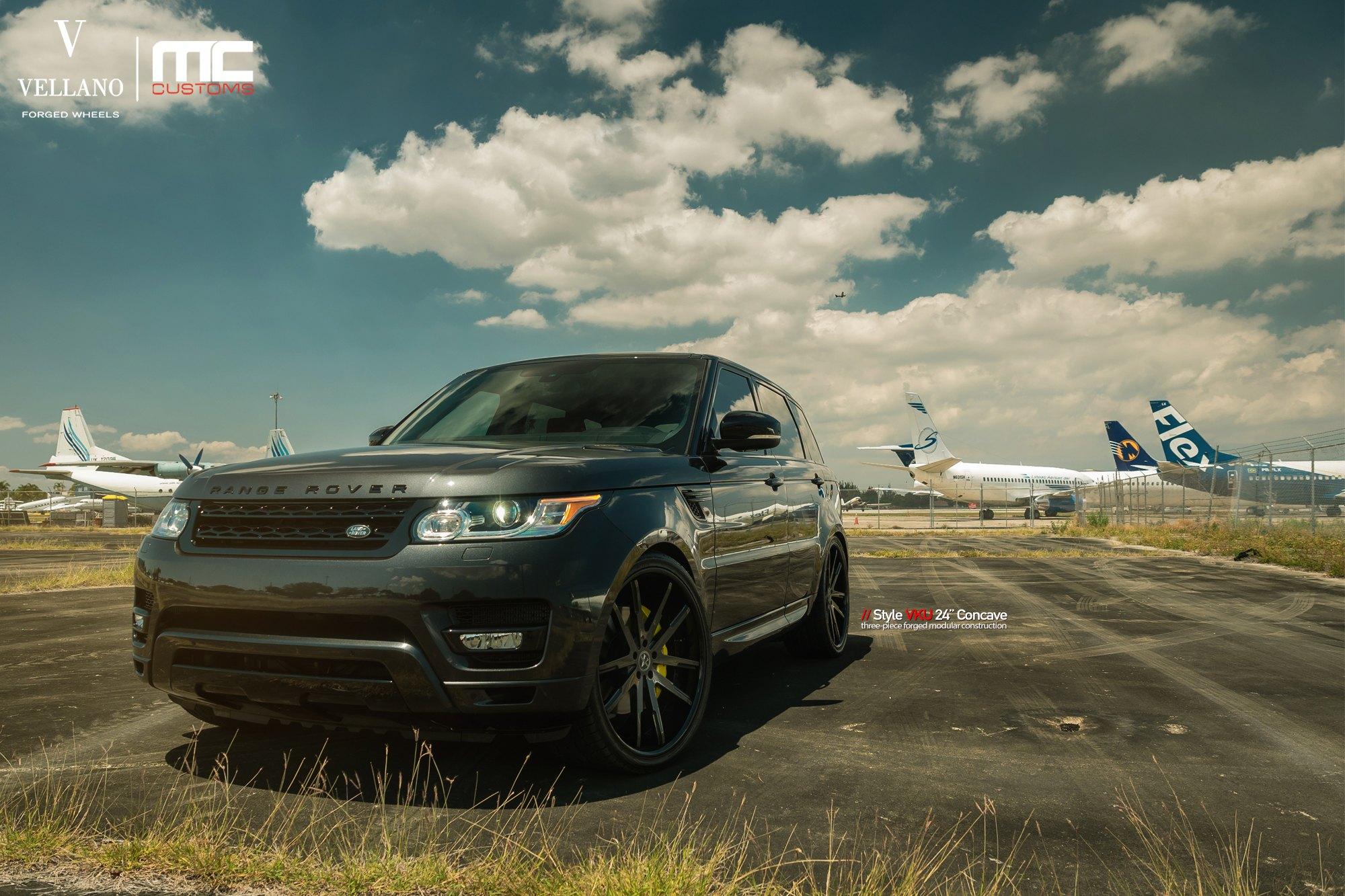 Custom 2016 Land Rover Range Rover Sport
