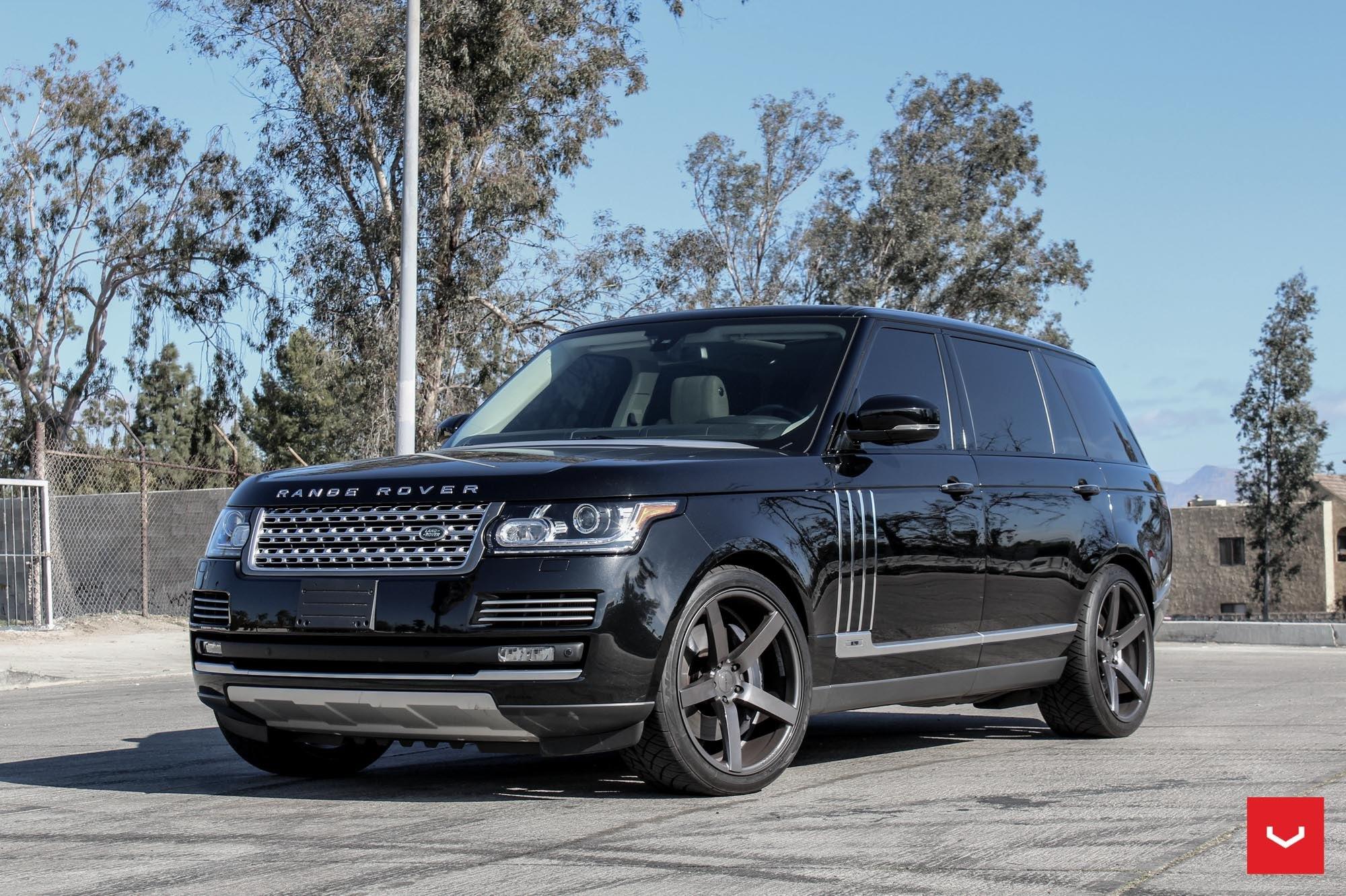 Subtle Custom Add s Enhancing Gloss Black Land Rover Range Rover