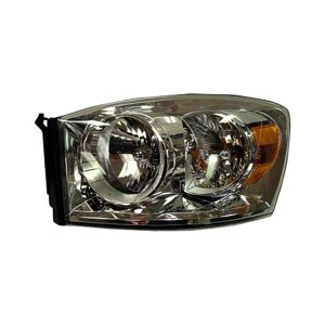 KMetal®  Dodge Ram Mega Cab 2007 Replacement Headlight