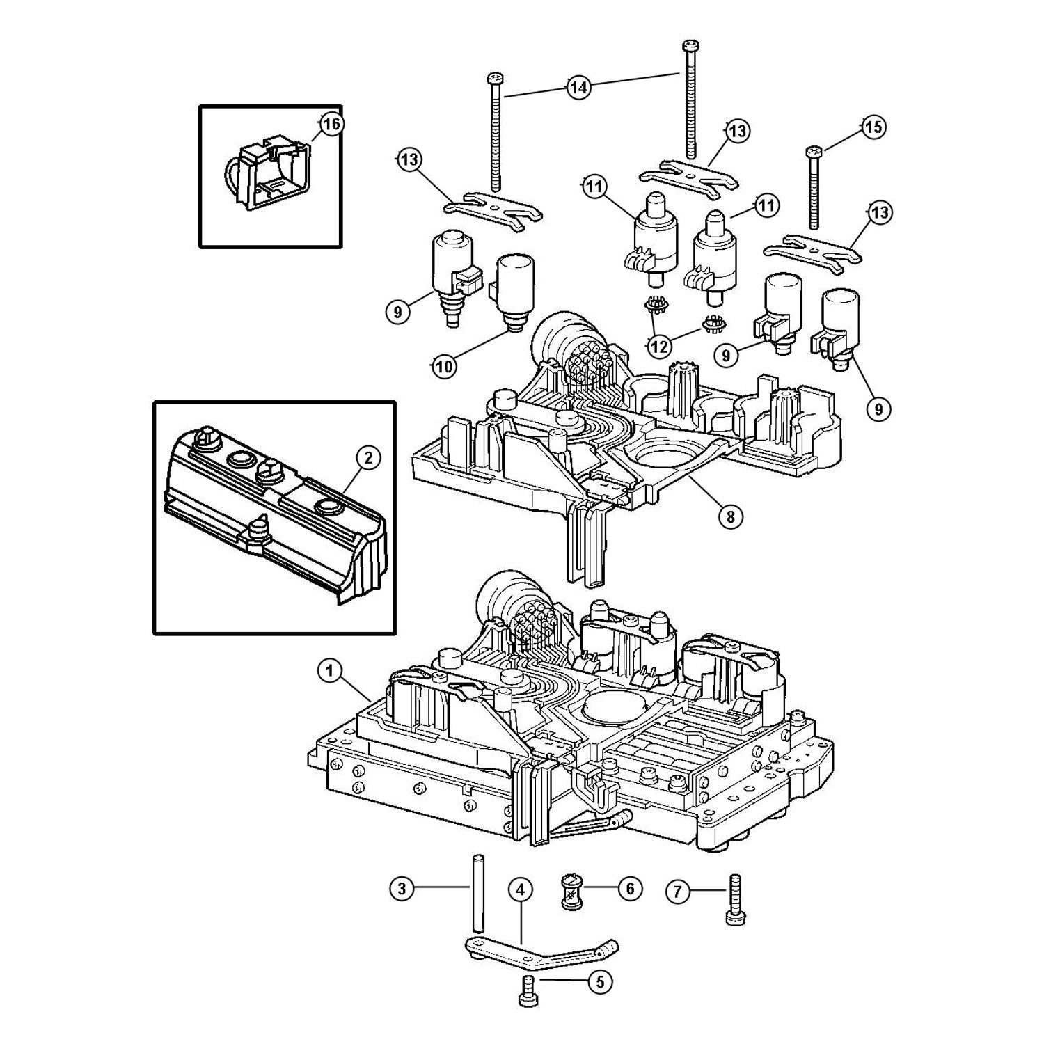 Famous gm 700r4 wiring diagram gallery electrical system block