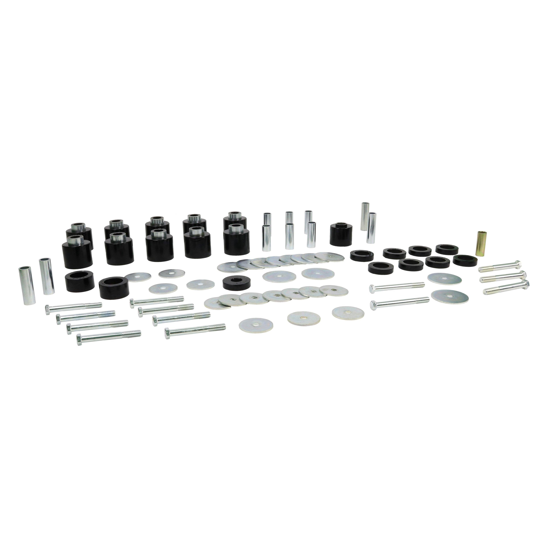 For Jeep Cj7 Nolathane 1 X 1 Front Amp Rear Body Lift Kit
