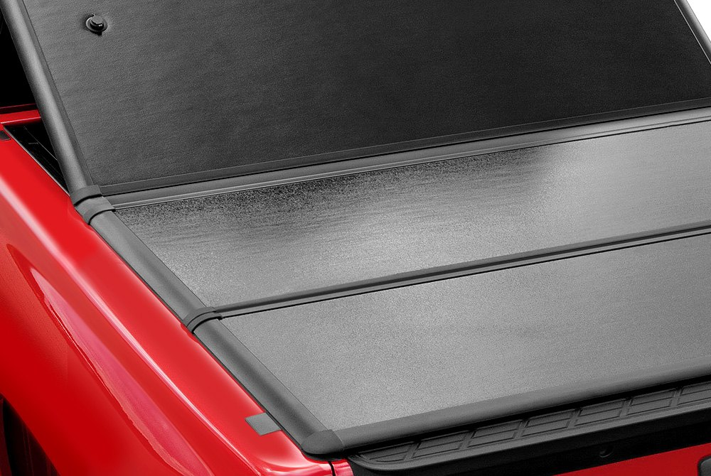 Folding Tonneau Covers Hard Soft Low Profile Tool Box
