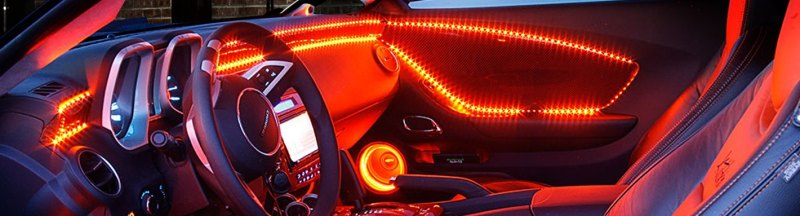 Interior Led Lights Select Vehicle