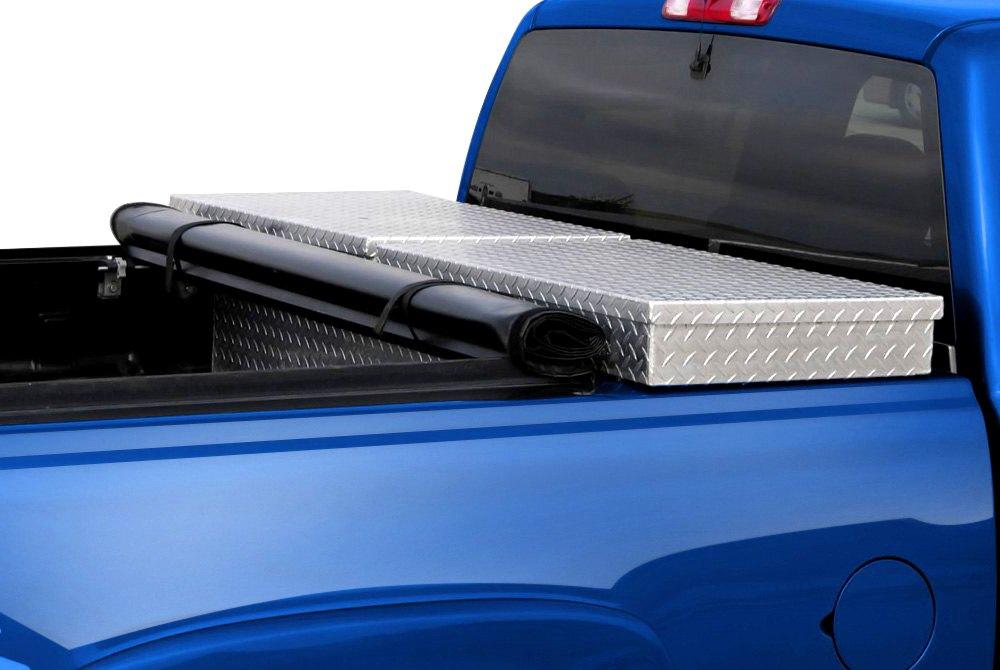 Tool Box Tonneau Covers Roll Up Folding Hinged