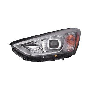 Replace®  Hyundai Santa Fe 2013 Replacement Headlight
