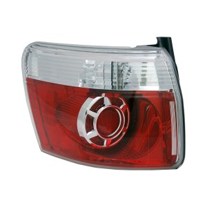 Replace®  GMC Acadia 2008 Replacement Tail Light