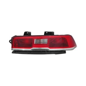 Replace®  Chevy Camaro with Factory Halogen Headlights