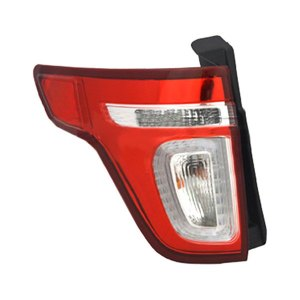 Replace®  Ford Explorer 20142015 Replacement Tail Light