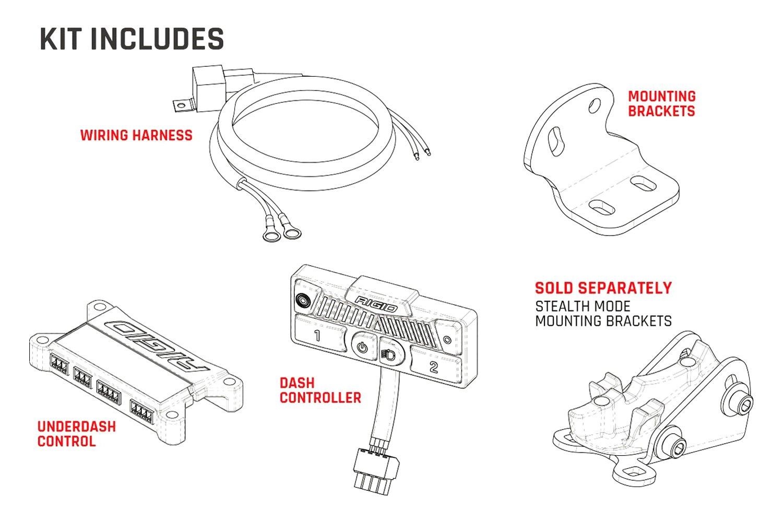 Wrg Rigid Led Light Bar Wiring Diagram