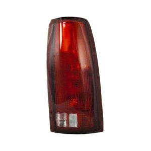 Sherman®  Chevy Tahoe 1999 Replacement Tail Light Lens