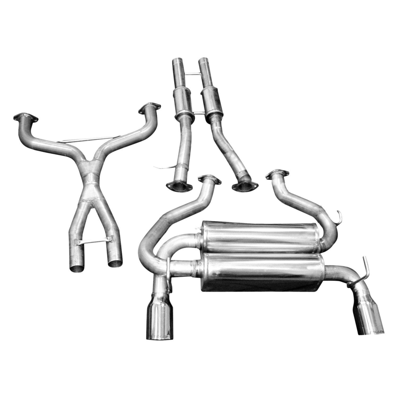 Stillen D Stainless Steel True Dual Catback Exhaust