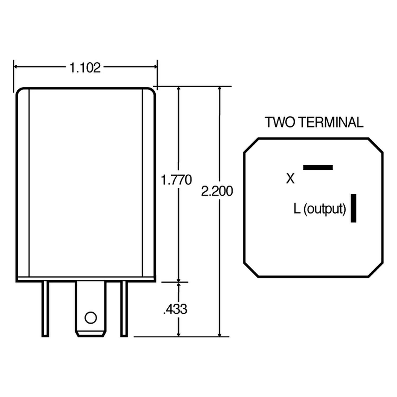 vsm 900 turn signal wiring diagram signal stat 905 wiring