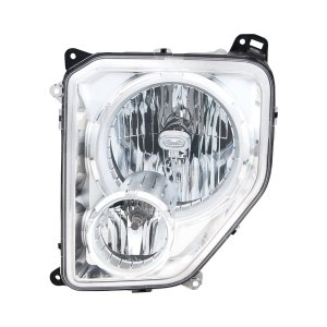 TYC®  Jeep Liberty 20082009 Replacement Headlight
