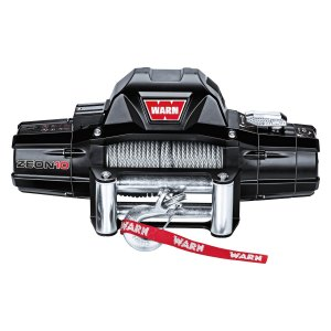 WARN 88990 10,000 lbs ZEON Series Electric Winch w Wire