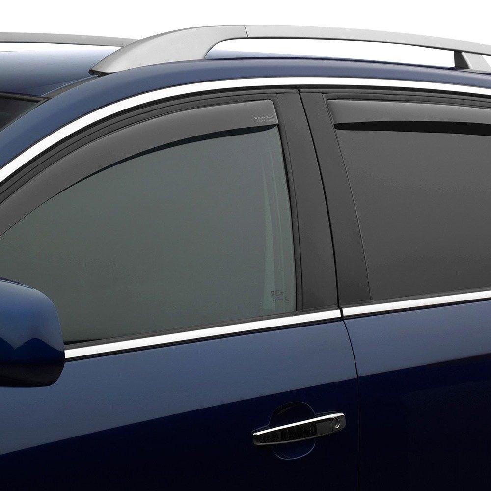 WeatherTech Toyota Highlander 2015 In Channel Side